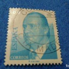 Sellos: SELLO USADO DEJUAN CARLOS I, DE 0,0 PTAS.. Lote 222576396