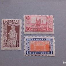 Sellos: ESPAÑA-1937- ESTADO ESPAÑOL - EDIFIL 833/835 - SERIE COMPLETA - MNH** - NUEVOS - VALOR CATALOGO 108€. Lote 224862768