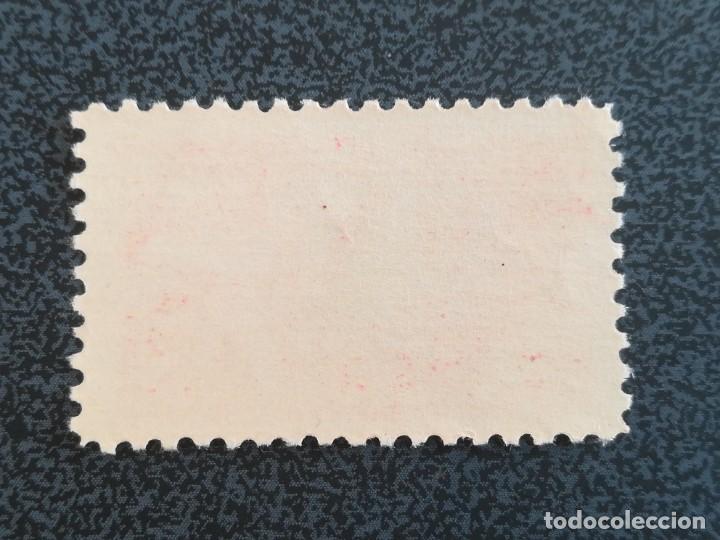 Sellos: Antiguo sello España 25 CENT urgente, con goma - Foto 2 - 225132313