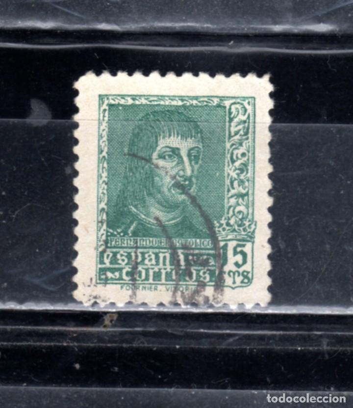 ED Nº 841 FERNANDO EL CATOLICO USADO (Sellos - España - Estado Español - De 1.936 a 1.949 - Usados)