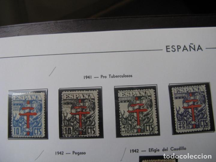 1941, PRO TUBERCULOSOS, EDIFIL 948/51 (Sellos - España - Estado Español - De 1.936 a 1.949 - Usados)