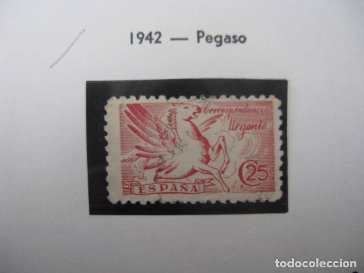 1942, PEGASO, EDIFIL 952 (Sellos - España - Estado Español - De 1.936 a 1.949 - Usados)