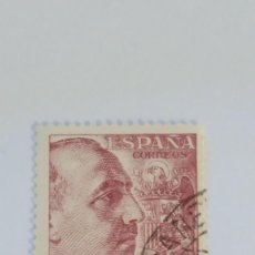 Francobolli: SELLO ESPAÑA 1048. EDIFIL. CID Y GRAL.FRANCO. 1948-55. USADO.. Lote 228738810