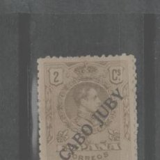Sellos: LOTE C-SELLOS ALFONSO XIII CABO JUBY NUEVO. Lote 257670130