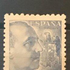 Francobolli: EDIFIL 927 MNH SIN FIJASELLOS SELLOS ESPAÑA AÑO 1949 1945 GENERAL FRANCO. Lote 232066230