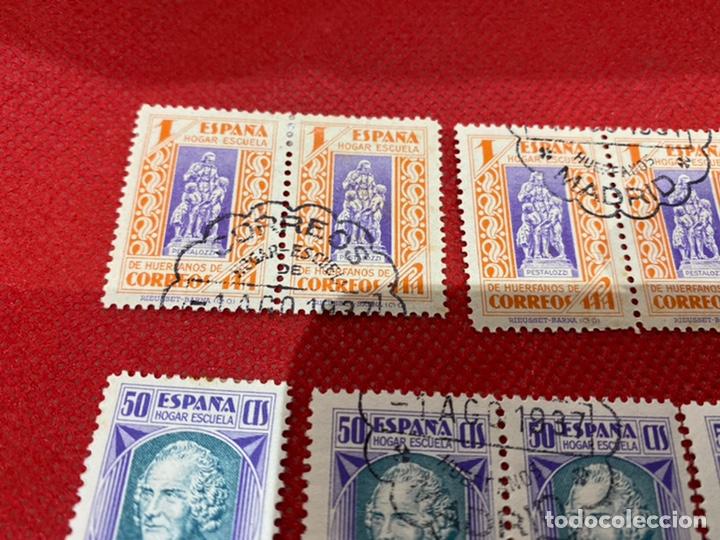 Sellos: Lote de 30 sellos españa 1937. Ver fotos - Foto 4 - 234043090