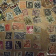 Sellos: LOTE SELLOS PRIMER CENTENARIO Y ESTADO ESPAÑOL. Lote 236017325