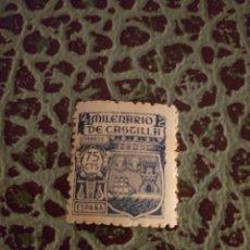 Sellos: SELLOS ESPAÑA 1944 EDIFIL 982 (75 CÉNTIMOS) NUEVO CASTILLA. Lote 236263055