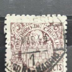 Sellos: EDIFIL 975 SELLOS USADOS ESPAÑA AÑO 1944 MILENARIO DE CASTILLA. Lote 236799185