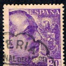 Selos: ESPAÑA // EDIFIL 1047 // 1949-54 ... USADO. Lote 237923215