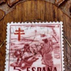 Sellos: SELLO ESPAÑA Nº 1103. SOROLLA. PRO TUBERCULOSOS 1951. USADO.. Lote 240261655