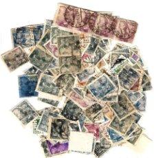 Sellos: 200 SELLOS DE FRANCO USADOS - AÑOS 40 -. Lote 243450535