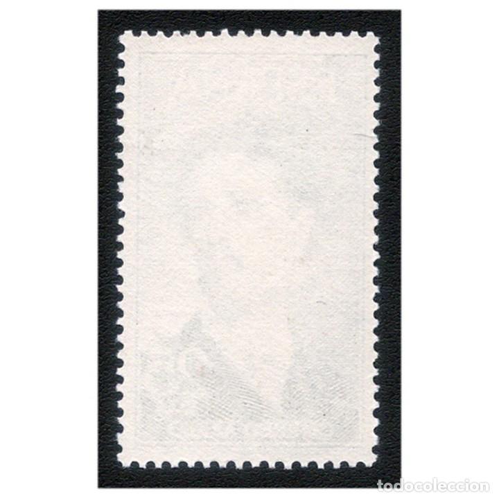 Sellos: ESPAÑA 1955-56. EDIFIL 1164. FORTUNY -SIN FIJASELLO- NUEVO** MNH - Foto 2 - 244766760