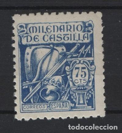TV_003.G13/ ESPAÑA 1944, EDIFIL 979 **, MILENARIO DE CASTILLA (Sellos - España - Estado Español - De 1.936 a 1.949 - Nuevos)