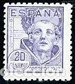 ESPAÑA.- Nº 954 SAN JUAN DE LA CRUZ NUEVO SIN CHARNELA. (Sellos - España - Estado Español - De 1.936 a 1.949 - Nuevos)