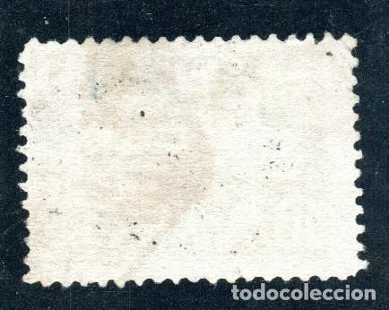 Sellos: EDIFIL 813 CAMBIO DE COLOR. RARÍSIMO EJEMPLAR.USADO. MUY BUEN ESTADO CERTIFICADO C.M.F. COLOR VIRADO - Foto 2 - 246009030