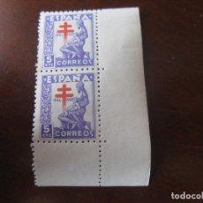 Sellos: 1946, PRO TUBERCULOSOS,EDIFIL 1008. Lote 246153215