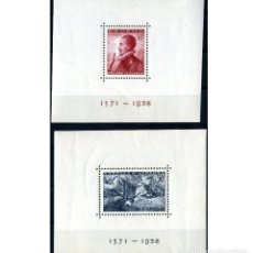 Selos: XS- ESTADO ESPAÑOL 1938 SERIE BATALLA DE LEPANTO EDIFIL 862-863 MNH**. Lote 247603725