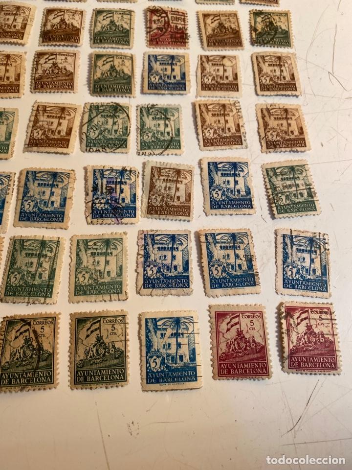Sellos: Lote sellos ayuntamiento de barcelona - Foto 5 - 249303055