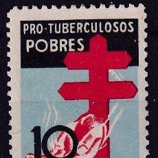 Selos: ESPAÑA 840 PRO TUBERCULOSOS. Lote 254178315
