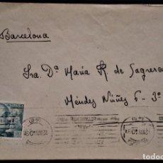 Sellos: VALENCIA 1940 FRANCO RODILLO. Lote 254549605