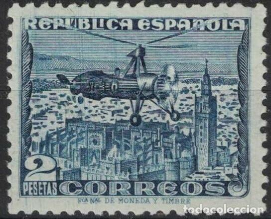 EDIFIL 769 MNH SELLOS ESPAÑA NUEVOS ** 1938 AUTOGIRO LA CIERVA (Sellos - España - Estado Español - De 1.936 a 1.949 - Nuevos)