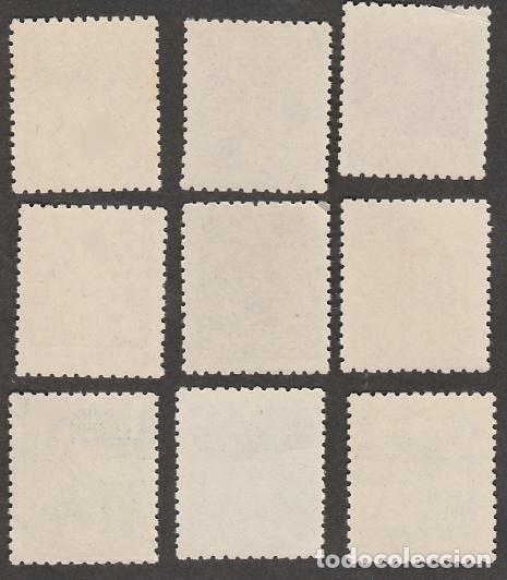 Sellos: Edifil 974 982 MNH sellos España nuevos ** 1944 Milenario de Castilla - Foto 2 - 255951895