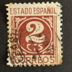 Selos: ESPAÑA N°915 USADO (FOTOGRAFÍA REAL). Lote 262369740