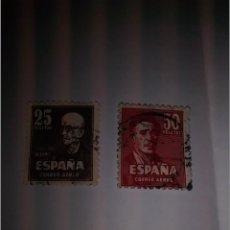 Sellos: 1015/6 º 1947 BUEN ESTADO Y CENTRADO. Lote 262972580