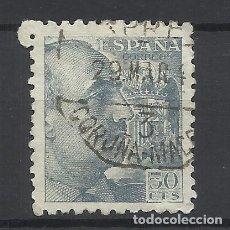 Sellos: FRANCO FECHADOR AMBULANTE CORUÑA MADRID. Lote 263059935