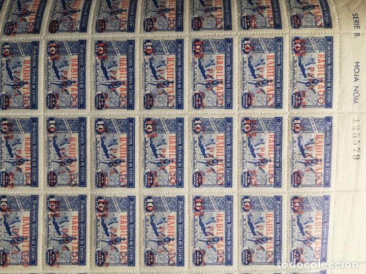 Sellos: Sello asociacion benéfica de correos 10 centimos - Foto 6 - 264780084