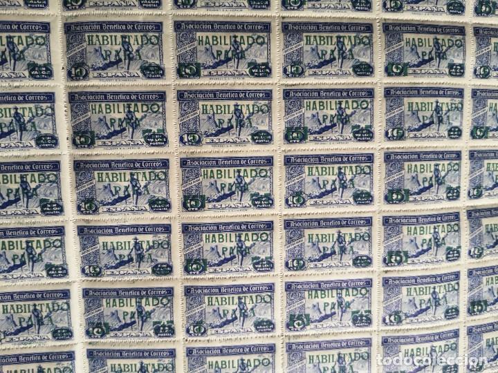 Sellos: Sello asociacion benéfica de correos 10 centimos - Foto 14 - 264780084