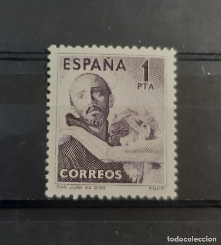 ESPAÑA 1950. EDIFIL 1070**. NUEVO SIN FIJASELLOS, CENTRADO DE LUJO (Sellos - España - Estado Español - De 1.936 a 1.949 - Nuevos)