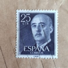 Sellos: 3 SELLOS DE FRANCO 1955/1956. Lote 277232973