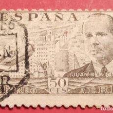 Sellos: 3 SELLOS JUAN DE LA CIERVA CORREO AÉREO 1939. Lote 277233838