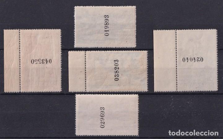 Sellos: Sellos España OFERTA año 1936 BARCELONA OFERTA edifil 14/18 en NUEVO valor de catalogo 23.5 € - Foto 2 - 287224988
