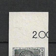 Sellos: ESPAÑA 1938 EDIFIL 844AECB COLOR PIZARRA (*) NUEVO SIN GOMA 170 € - 21/6. Lote 287595943