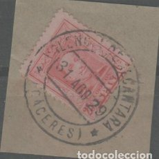 Sellos: LOTE N-SELLO MATA SELLOS CACERES 1929. Lote 288031533