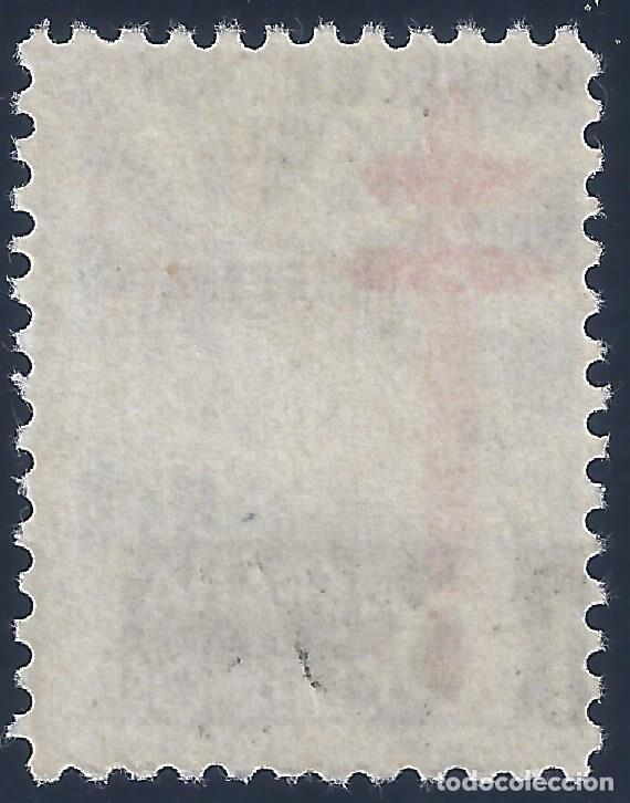 Sellos: EDIFIL 866 PRO TUBERCULOSOS 1938 (VARIEDADES...FALLOS DE IMPRESIÓN). LUJO. MNH ** - Foto 2 - 288150608