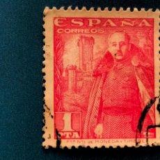 Sellos: USADO. AÑO 1948 - 1954. EDIFIL 1032. CID Y GENERAL FRANCO.. Lote 288662533