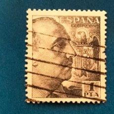 Sellos: USADO. AÑO 1949 - 1953. EDIFIL 1056. CID Y GENERAL FRANCO.. Lote 288662863