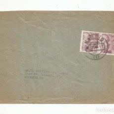 Sellos: CIRCULADA 1946 DE MADRID A VALLADOLID. Lote 293616773