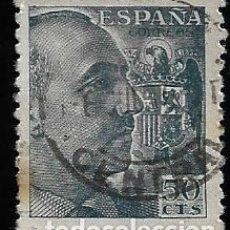 Sellos: ESTADO ESPAÑOL - GENERAL FRANCO - EDIFIL 927 - 1940. Lote 294050648