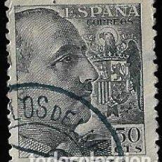 Sellos: ESTADO ESPAÑOL - GENERAL FRANCO - EDIFIL 927 - 1940. Lote 294050703