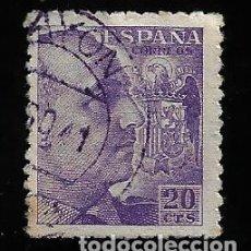 Sellos: ESTADO ESPAÑOL - GENERAL FRANCO - EDIFIL 922 - 1940. Lote 294052093