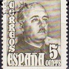 Sellos: 1948-1954 - ESPAÑA - GENERAL FRANCO - EDIFIL 1020. Lote 294569283