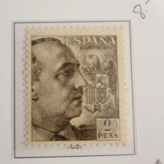 Sellos: SELLO DE ESPAÑA 1948 EL CID Y EL GENERAL FRANCO 2 PTS EDIFIL 1057. Lote 295351753