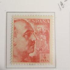 Sellos: SELLO DE ESPAÑA 1948 EL CID Y EL GENERAL FRANCO 4 CTS EDIFIL 1058. Lote 295351903