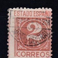 Sellos: 1940 EDIFIL 915 USADO. CIFRAS (1219). Lote 296022333