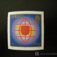 Sellos: JERSEY 1983 IVERT 297 *** 13 ASAMBLEA GENERAL ASOCIACIÓN INTERNACIONAL PARLAMENTARIOS. Lote 13208163